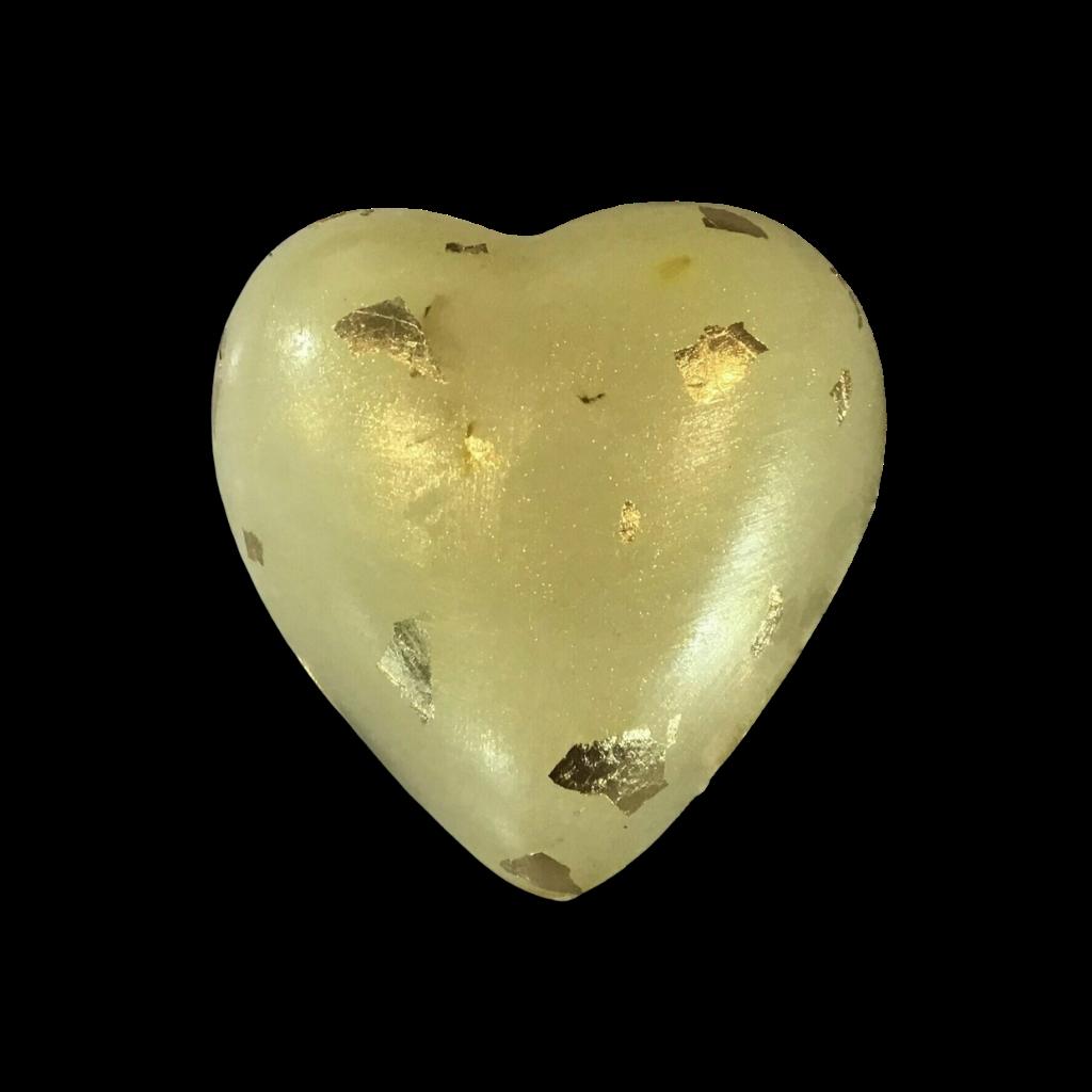Luxury Heart Soap